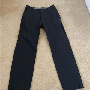 Under Armour Cold Gear lined winter golf pants